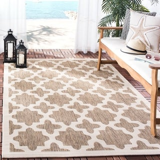 Safavieh Courtyard Dorthey Indoor/ Outdoor Rug