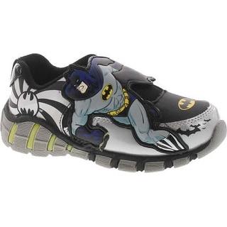 Batman Boys Fashion Sneakers - Gray
