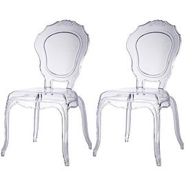 Ghost chair overstock
