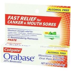 Colgate Orabase Paste 12 g
