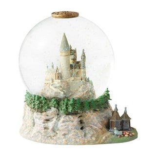 Wizarding World of Harry Potter Hogwarts Castle Water Globe