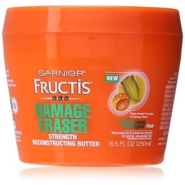 Garnier Fructis Style Damage Eraser Strength Reconstructing Butter 8.5 oz