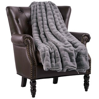 Super Soft Sherpa Blanket Fleece 60x80 Lightweight Cozy Couch Bed Blanket
