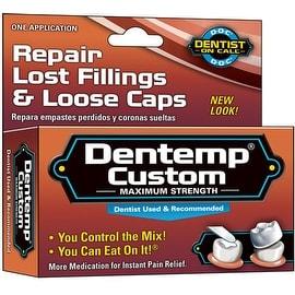 DENTEMP Custom Filling Mix 1 Each