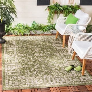 Safavieh Courtyard Glynda Indoor/ Outdoor Rug