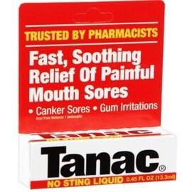 Tanac No Sting Liquid 0.45 oz