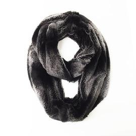 Super Soft Faux Fur Warm Infinity Loop Circle Scarf