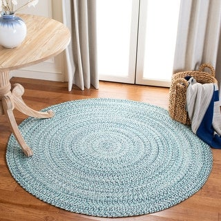 Safavieh Handmade Braided Madeleine Country Cotton Rug