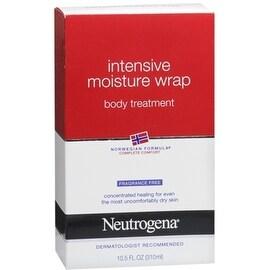 Neutrogena Intensive Moisture Wrap Body Treatment Fragrance Free 10.50 oz