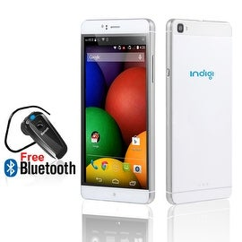 """Indigi® 3G Unlocked Smartphone Android 5.1 Lollipop SmartPhone 6.0"""" QHD + WiFi + Google Play Store + Bluetooth Included"""