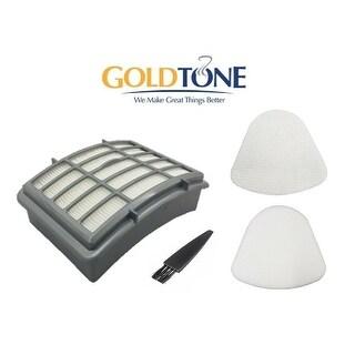Premium Replacement HEPA Vacuum Filter + Felt & Foam Pre Filters Kit For Shark Navigator Vacuums, Replaces Filters - Washable