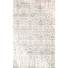 Modern Bamboo Silk Rug - 6' X 9' - By Pasargad NY #D06645