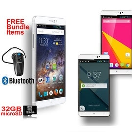 "Indigi® 3G Unlocked Smartphone Android 5.1 Lollipop SmartPhone 6.0"" QHD + WiFi + Google Play Store + Bundle Included"
