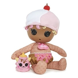 Lalaloopsy Babies Scoops Waffle Cone Doll