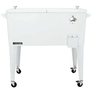 Permasteel 80 Qt. Patio cooler