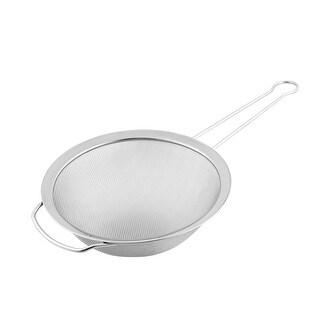 """8 Inch Kitchen Stainless Steel Fine Fine Sieve Strainer Mesh - 20 x 7.5cm/ 8"""" x 3""""(Dia*H)"""