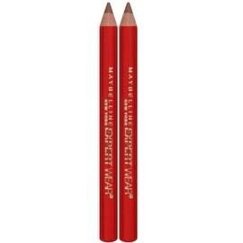 Maybelline Expert Eyes Twin Brow & Eye Pencil, Dark Brown [102], 0.06 oz