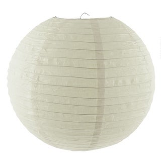 Festival Paper Lantern Lamp String Lighting Decor Christmas Gift Off White 35cm