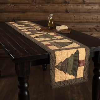 Sequoia Quilted Runner