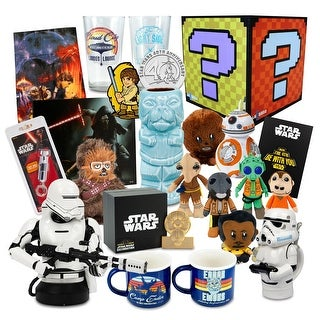Star Wars Mega Mystery Gift Box
