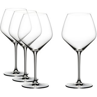 Riedel Extreme Pinot Noir Glasses Value Gift Pack (Buy 3 Get 4)