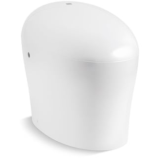 Kohler K-77780 Karing 1.08 GPF One Piece Elongated Toilet - Seat - White