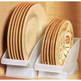 Salad/Dessert Plate Cradle - Gold