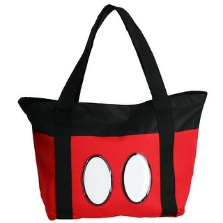Disney Mickey Mouse Pants Canvas Tote Bag - one size