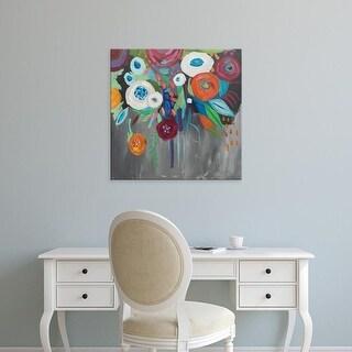 Easy Art Prints Farida Zaman's 'Midnight Magic' Premium Canvas Art