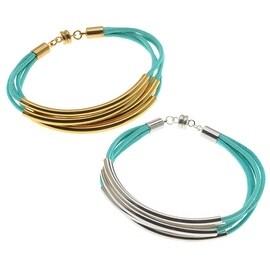 Noodle Bead Bracelet - Exclusive Beadaholique Jewelry Kits