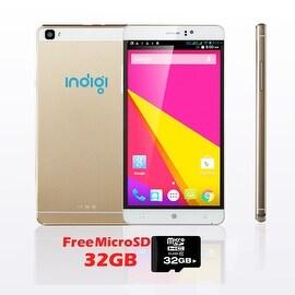 Indigi® M8 Factory Unlocked 3G GSM+WCDMA 6.0inch HD Display Android 5.1 Lollipop Dual-Core Dual-Sim SmartPhone w/ 32gb microSD