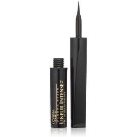 L'Oreal Paris Studio Secrets Pro Felt Tip Eyeliner, Carbon Black [690]