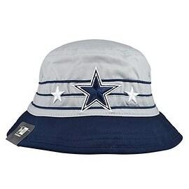 Dallas Cowboys Wrap Around Bucket Hat