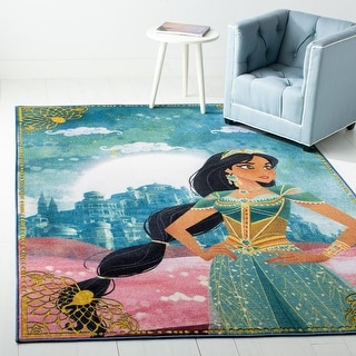 Safavieh Collection Inspired by Disney's Live Action Film Aladdin- Free to Dream Rug
