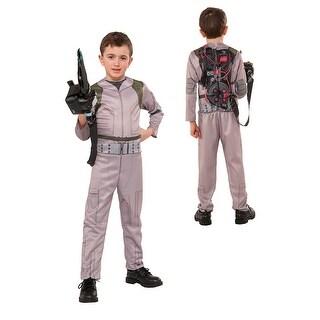 Boys Ghostbusters Halloween Costume