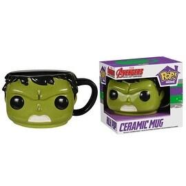 Funko POP Green Marvel Hulk Ceramic Coffee Mugs
