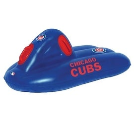 Chicago Cubs MLB Team Inflatable Sled