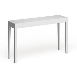 "Safavieh Kayson White Lacquer Console Table - 51.2"" x 13.4"" x 31.5"""