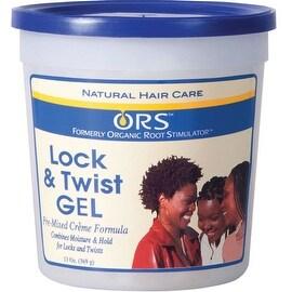 Organic Root Stimulator Lock & Twist Gel, 13 oz