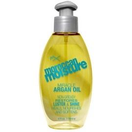 FX Moroccan Moisture Miracle Argan Oil 4 oz