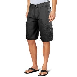 Men's OTB Cargo Shorts with Belt / Durable Cargo Shorts