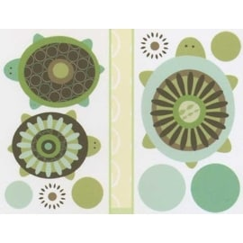 Bean Sprout Galapagos Sticker Accents