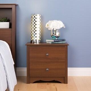 Copper Grove Periyar Cherry 2-drawer Nightstand