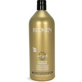 Redken All Soft Conditioner, 33.8 oz