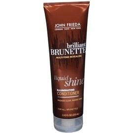 brilliant brunette Liquid Shine Illuminating Conditioner 8.45 oz