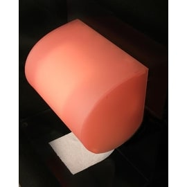 Blush Pink Toilet Paper Cover