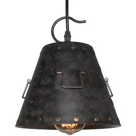 1 light vintage industrial pendant lamp light