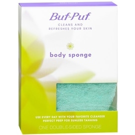 Buf-Puf Double-Sided Body Sponge 1 Each