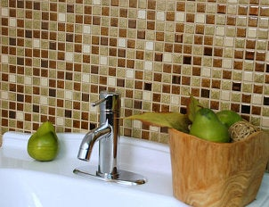 How to Tile an Accent Wall