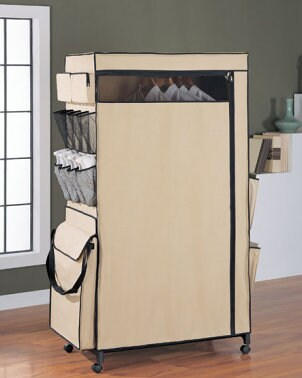 Nursery storage options